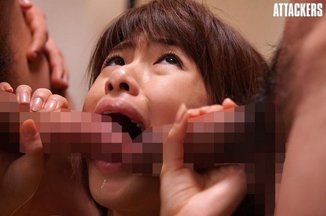 川上奈々美 ダブルフェラ