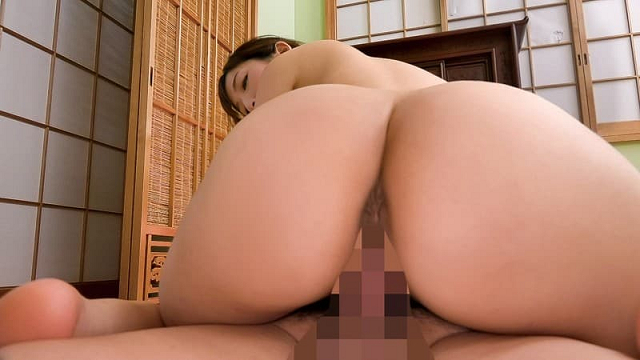 彩奈リナ(七原あかり) 結合部ドアップ