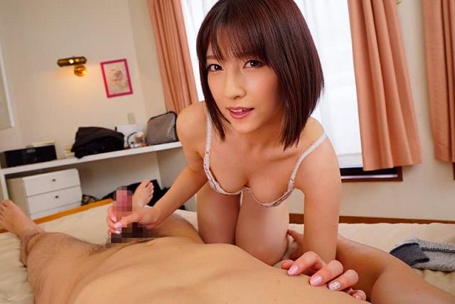 森沢かな(飯岡かなこ) 手コキ